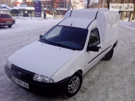 Ford Courier 1998