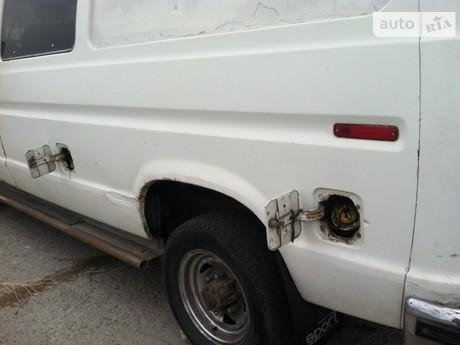 Ford Econoline 1987