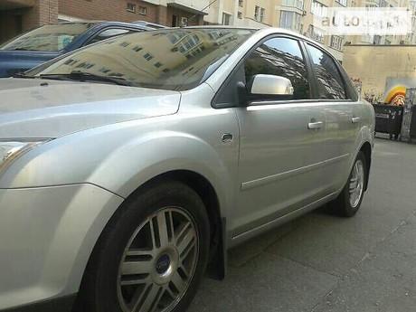 Ford Focus 1.6 MT (105 л.с.) 2007