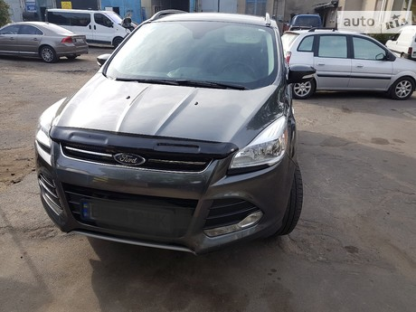 Ford Kuga New 2.0D AT (150 л.с.) 4WD 2015