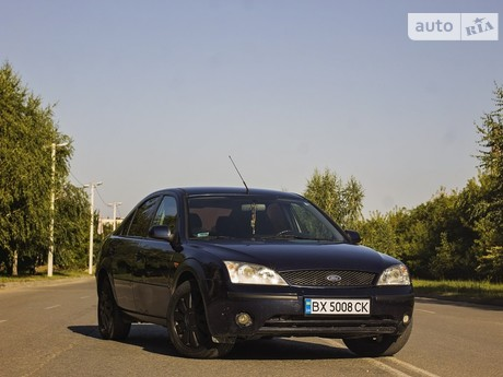 Ford Mondeo 2.0 AT (145 л.с.) 2003