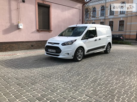 Ford Transit Connect груз. 1.6D MT 240L2 (95 л.с.)  2014