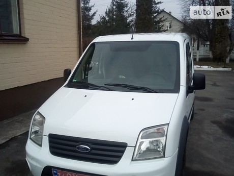 Ford Transit Connect груз. 2012