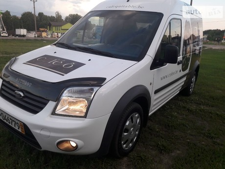 Ford Transit Connect груз. 1.6D MT (75 л.с.) SWB 2014
