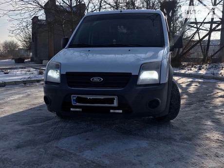 Ford Transit Connect груз. 1.8D MT (90 л.с.) 2013
