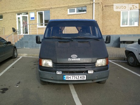 Ford Transit Connect пасс. 1986