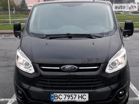 Ford Transit Custom груз-пас 2016