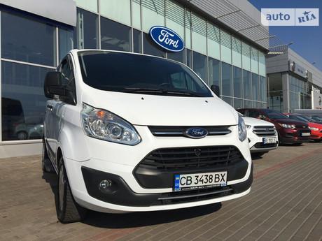 Ford Transit Custom пасс. 2017