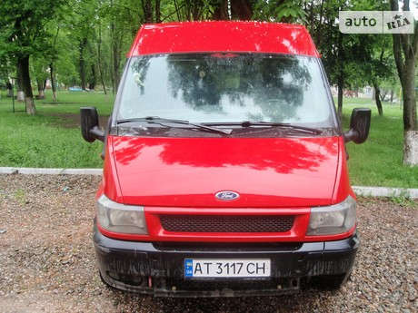 Ford Transit груз. 2002