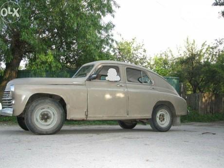 ГАЗ 20 1954