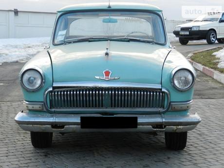 ГАЗ 21 1966