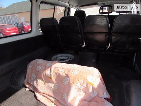 ГАЗ 2310 Соболь 2009