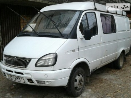 ГАЗ 2705 Газель Комби 2003