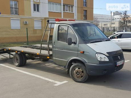 ГАЗ 3302 2006