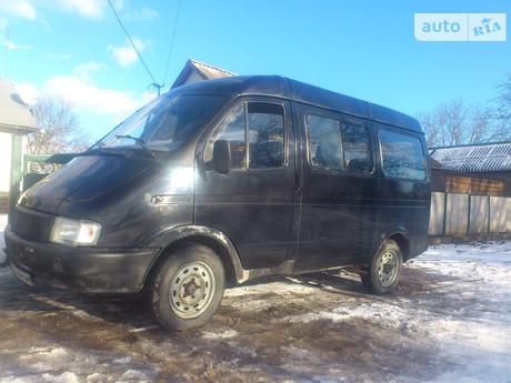 ГАЗ Соболь 2000