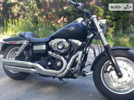 Harley-Davidson Dyna Fat Bob 2011