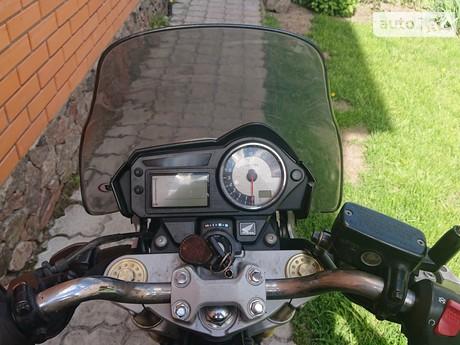 Honda CB 600F 2005