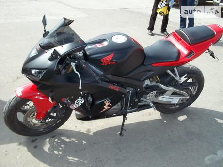 Honda CBR 125RS 2006