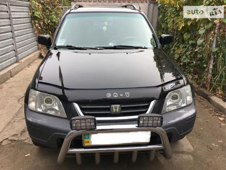 Honda CR-V 2.0 AT (155 л.с.) 1997