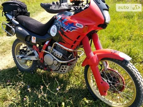 Honda NX 650 Dominator 1993