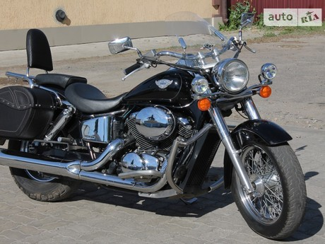 Honda Shadow 2005