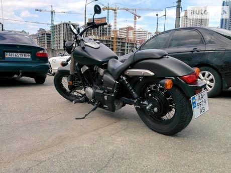 Honda Shadow 2013