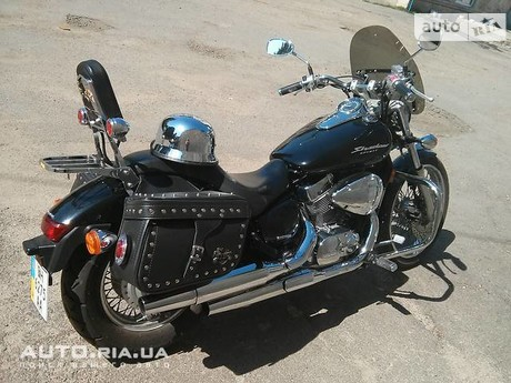 Honda Shadow 2009