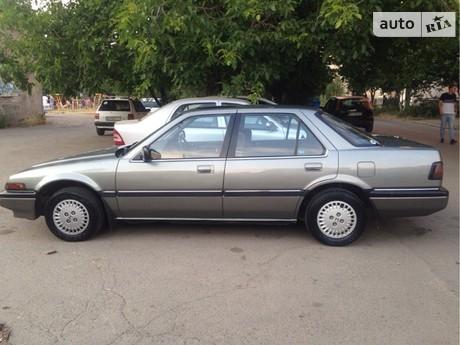 Honda Vigor 1989