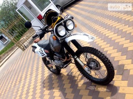 Honda XR 2001