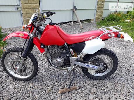 Honda XR 2002