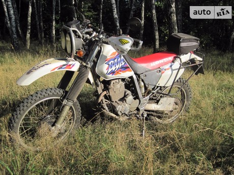 Honda XR 1999