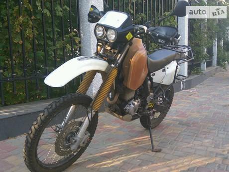 Honda XR 1997