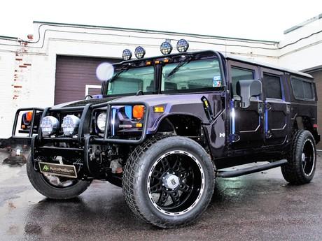 Hummer H1 2006
