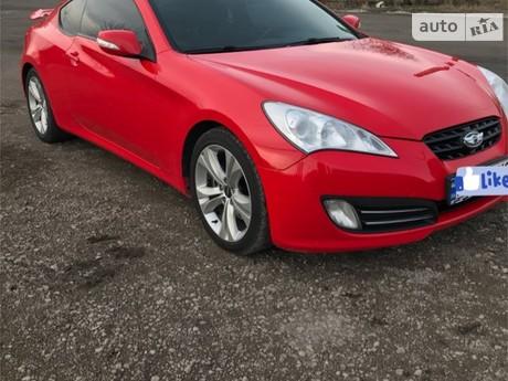 Hyundai Genesis Coupe 2.0T AТ (213 л.с.) 2010