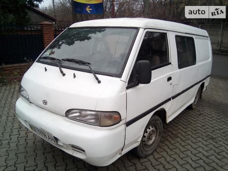 Hyundai H 100 груз.-пасс. 2000