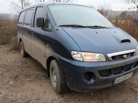 Hyundai H1 груз. 2002