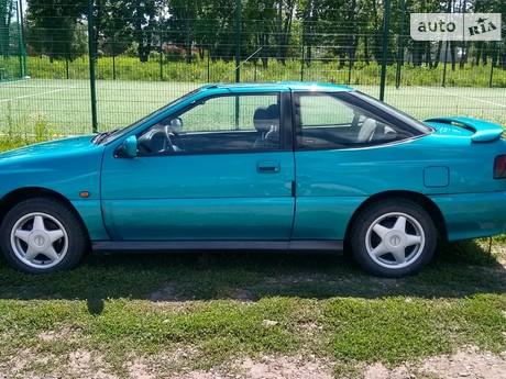 Hyundai S-Coupe 1994