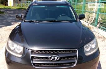 Hyundai Santa FE 2.2D MT (150 л.с.) 4WD (7s) 2007
