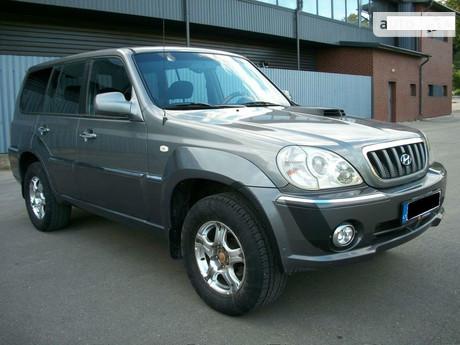 Hyundai Terracan 2004