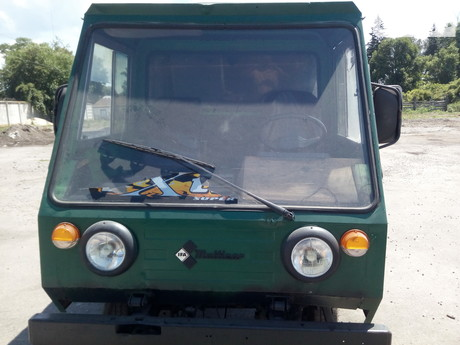 IFA (ИФА) Multicar 1987