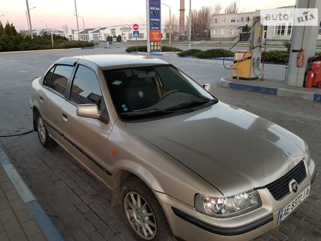 Iran Khodro Samand 2007