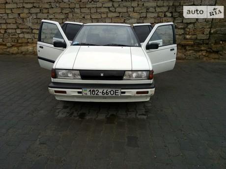 Isuzu Gemini 1987