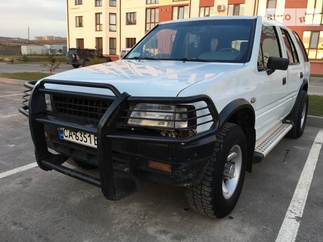 Isuzu Rodeo 1995