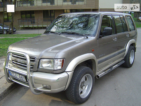 Isuzu Trooper 1998