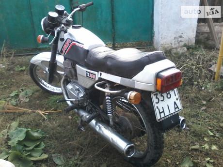 Jawa (ЯВА) 350 1985