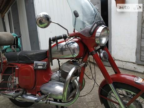 Jawa (ЯВА) 350 1971