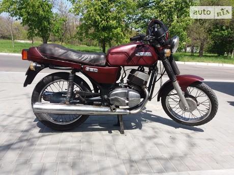 Jawa (ЯВА) 634 1983