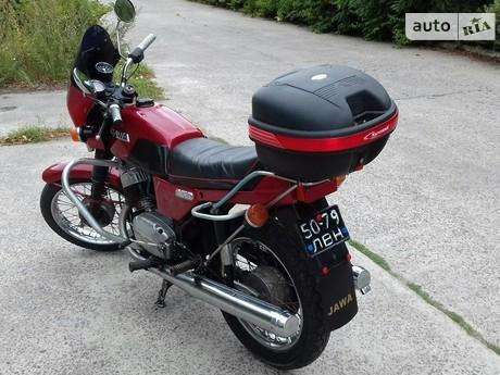 Jawa (ЯВА) 634 1984