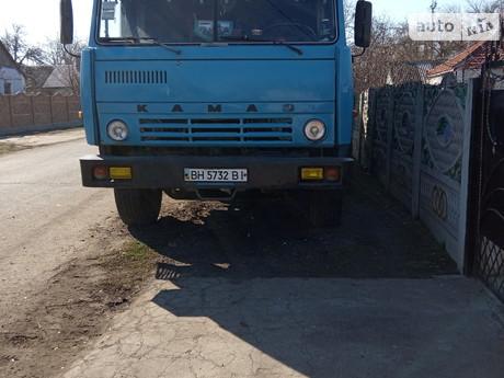 КамАЗ 5320 1998
