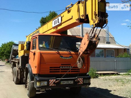 КамАЗ 5511 2008
